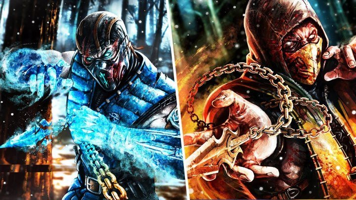 Прямая трансляция Frosty Faustings и Kumite In Tennessee по Mortal Kombat X