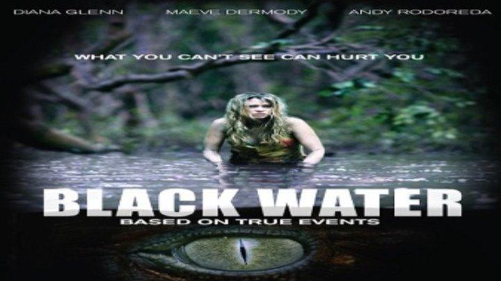 Хищные воды (ужасы, триллер, драма)