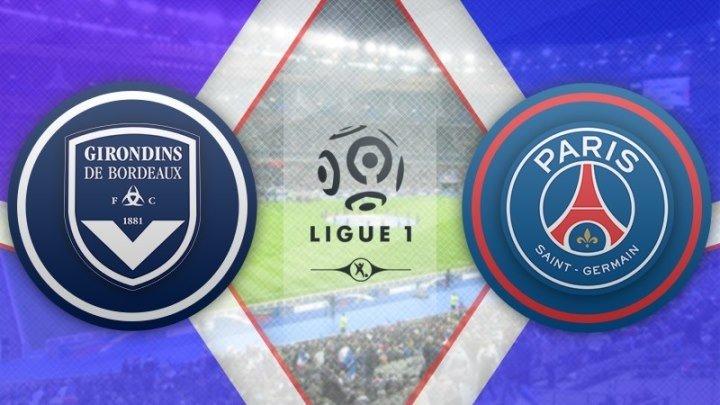 Бордо 0:3 ПСЖ | Французская Лига 1 2016/17 | 25-й тур | Обзор матча