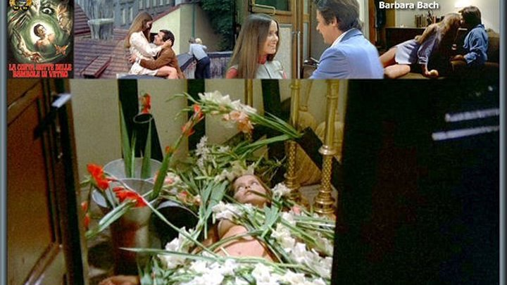 Короткая ночь стеклянных кукол (Италия, Югославия 1971) Триллер,Ужасы, Детектив