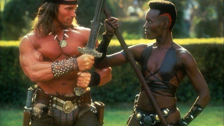 Конан-Разрушитель (1984) фэнтези, боевик, приключения,