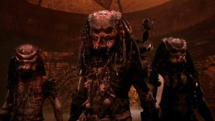 Хищник 2 1990 ужасы, фантастика, боевик