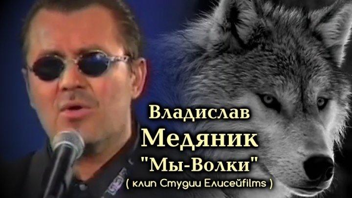 Владислав Медяник - Мы-Волки / клип Студии Елисейfilms 2017