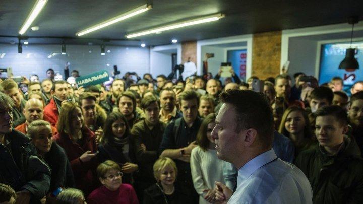 Волонтёры Навального