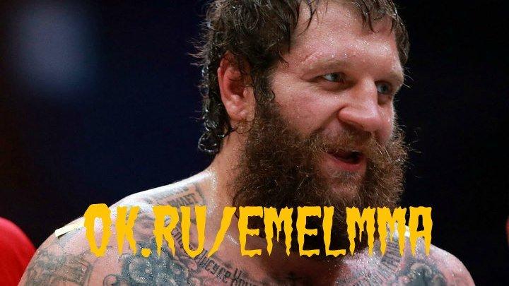 ★ ВОЗРАЩЕНИЕ! Александр Емельяненко в апреле проведет бой в Грозном ★