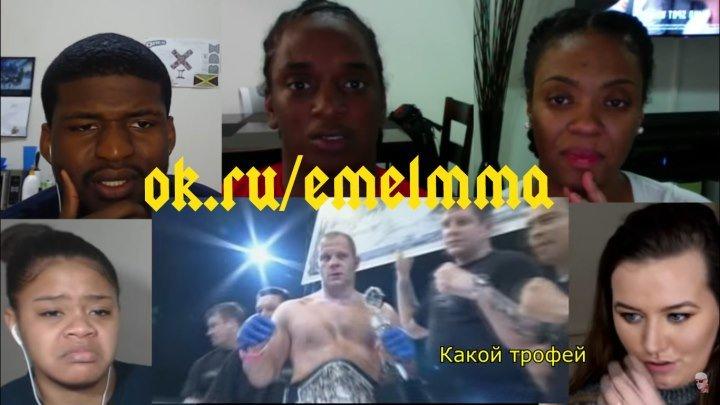 «Матч ТВ» покажет бой между Федором Емельяненко и Мэттом Митрионом в прямом эфире