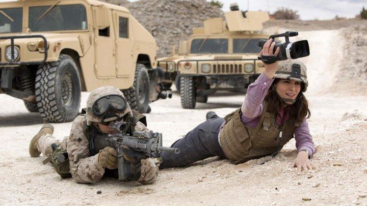 Репортерша. 2016. HD. Драма. Комедия. Военный...