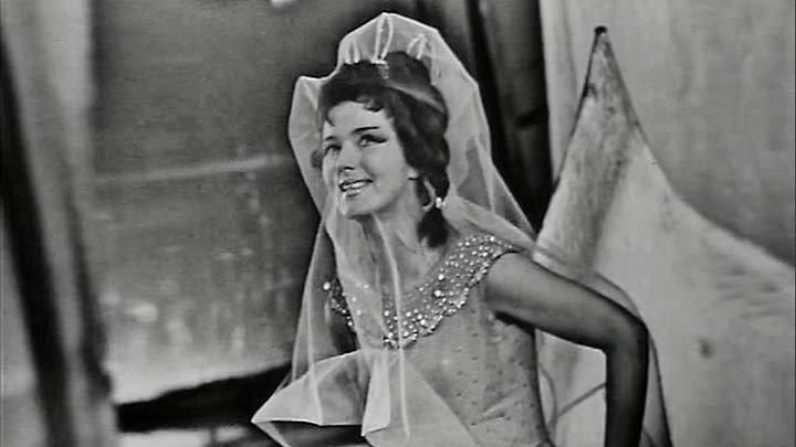 Принцесса Турандот. Московский театр им. Вахтангова, ~1966 - 1971 год