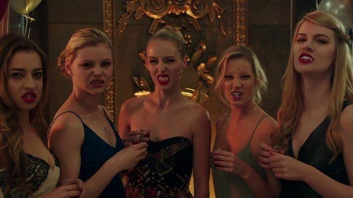 Академия вампиров (2014). ужасы, фэнтези, боевик