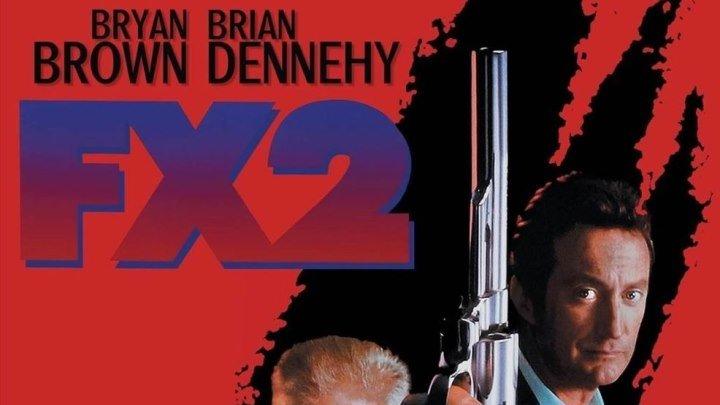 Иллюзия убийства 2 (1991) боевик, триллер HDRip от Scarabey D Брайан Браун, Брайан Деннехи, Рэйчел Тикотин, Джоанна Глисон, Филип Боско
