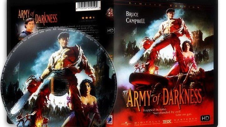 Зловещие мертвецы 3 Армия тьмы (1992) Ужасы,