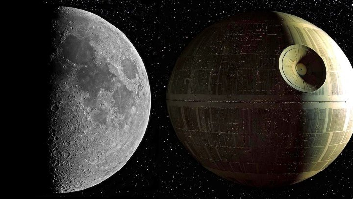 Луна искусственный спутник - Рожденные на Луне