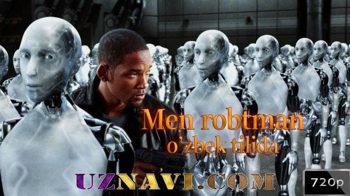 Men Robotman ( O'zbek tilida ) HD