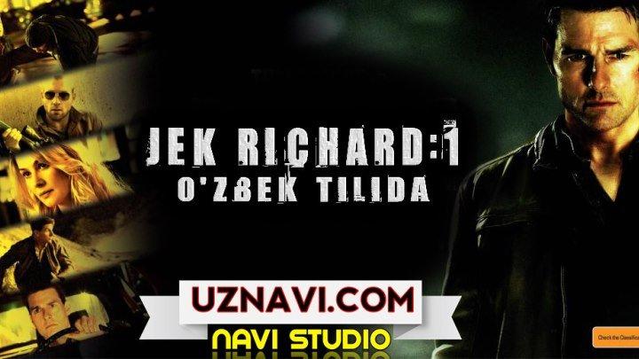 Jek Richer 1 ( O'zbek tilida ) HD