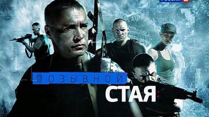 Позывной Стая 3-4 серия - https://ok.ru/kinokayflu