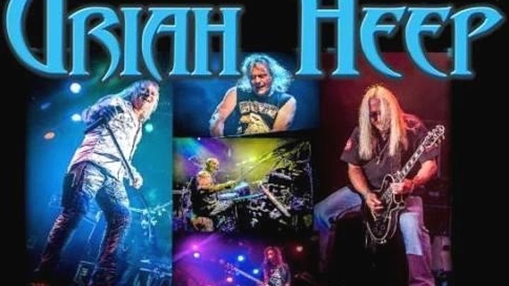 Uriah Heep. Тени и Ветер. Перевод-караоке