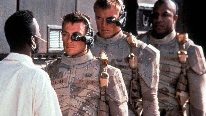Универсальный.Солдат. 1992. HD. Фантастика. Боевик