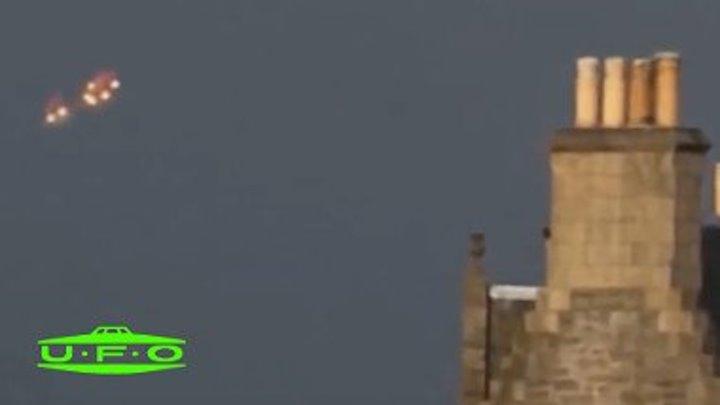 :: UFO над Нормандией. Франция.11.02.2017 ::