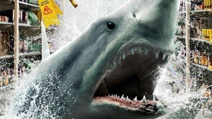 Цунами 3D (2012) ужасы, фантастика, боевик
