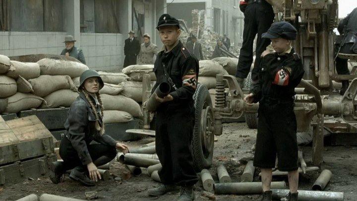 Бункер. (2004). историческая драма