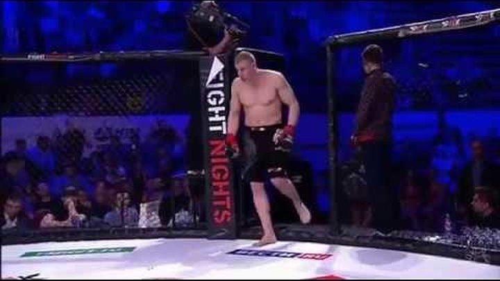 Самый Опасный Русский в MMA! Сергей Павлович рекорд 9-0