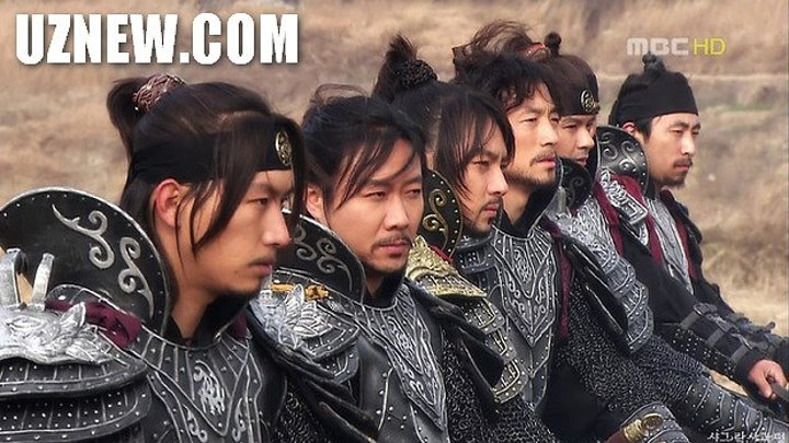 Jumong Afsonasi 61,62 - Qism (Uzbek tilida) HD
