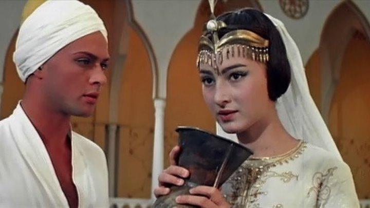 """""""Волшебная лампа Аладдина"""" (1968)"""