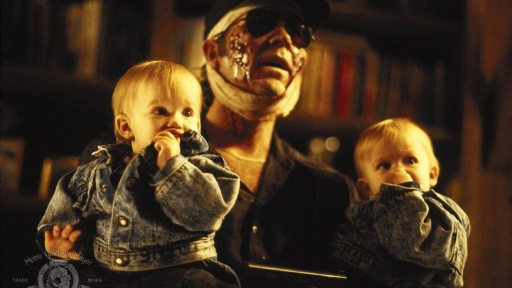 Темная половина (1992) Стивен Кинг ужасы, детектив