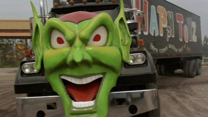 Максимальное ускорение 1986 Стивен Кинг ужасы, фантастика, боевик, триллер, комедия