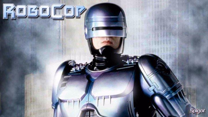 Робокоп   RoboCop (1987) перевод Андрей Гаврилов