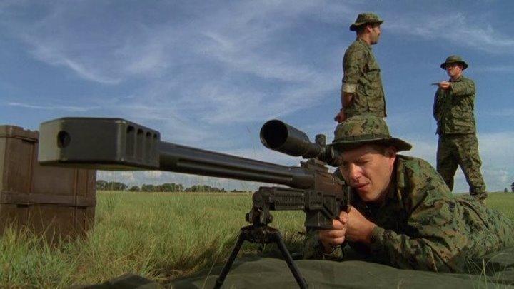 Фильм Снайпер 4 супер боевик.2011