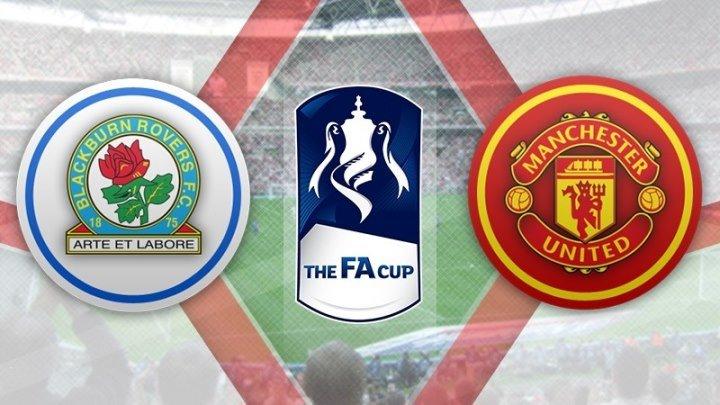 Блэкберн 1:2 Манчестер Юнайтед | Кубок Англии 2016/17 | 1/8 финала | Обзор матча
