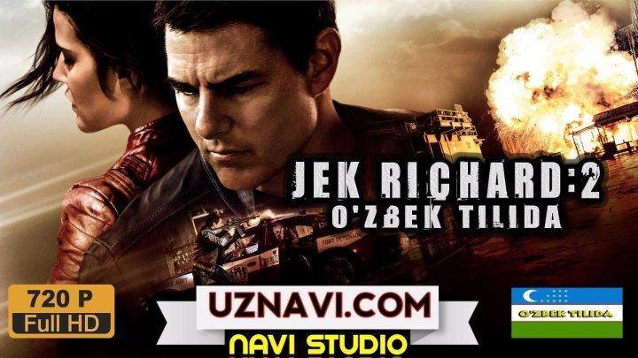 Jek Richer 2 ( O'zbek tilida ) HD