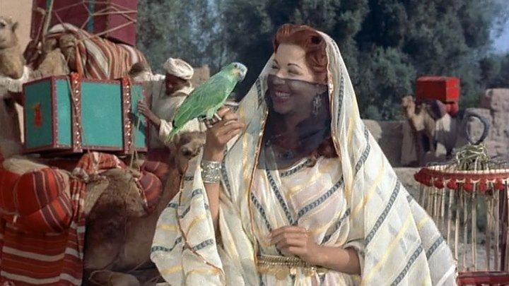 Али-Баба и сорок разбойников (Франция 1954) Мелодрама, Комедия