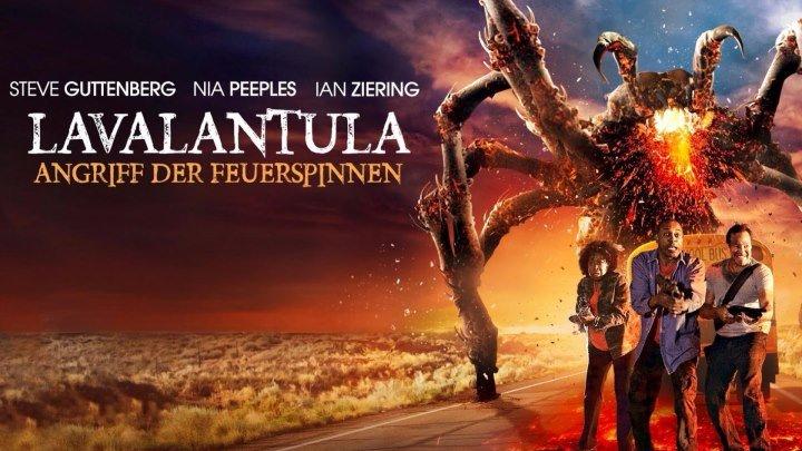 Лавалантула / Lavalantula (США 2015 HD) Ужасы, Фантастика
