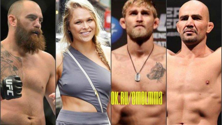 ★◈ℋტℬტℂTℕ ℳℳᗩ◈ Рефери UFC поздно остановил бой, российский боец остался без соперника на UFC 209 ★