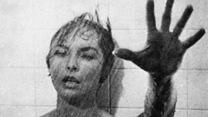 Психо (1960) Альфред Хичкок триллер, детектив, ужасы