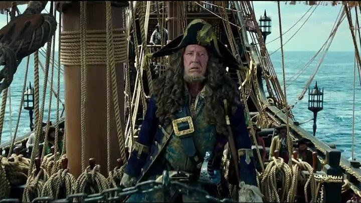 Вышел новый трейлер Пиратов Карибского моря 5