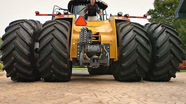 Самые большие и мощные трактора мира-ДРУЗЬЯ, НЕ ЗАБЫВАЙТЕ ОЦЕНИВАТЬ НАШЕ ВИДЕО-