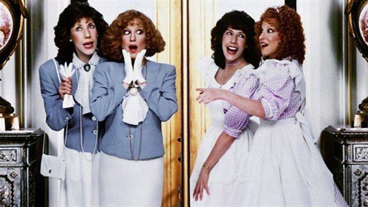 Большой бизнес 1988 комедия