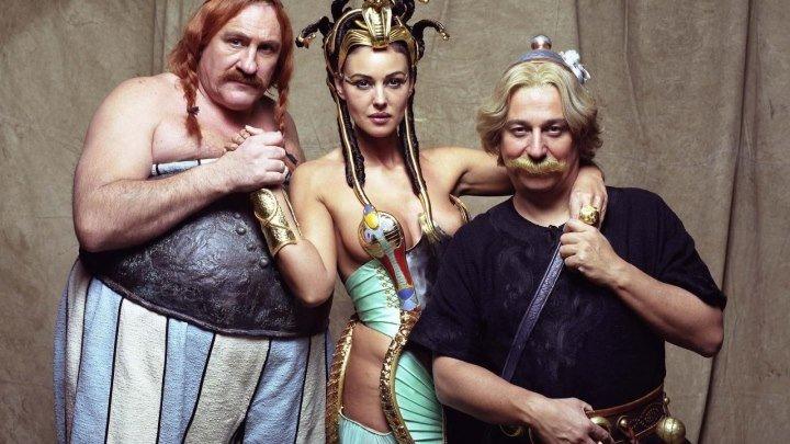 Астерикс и Обеликс: Миссия Клеопатра. фэнтези, комедия, приключения,