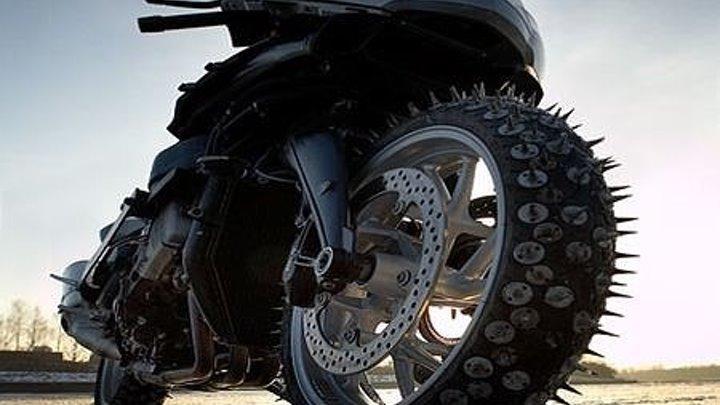 Лютый мотоцикл!