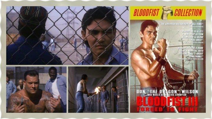Кровавый кулак 3: Вынужденный поединок (1991).HD