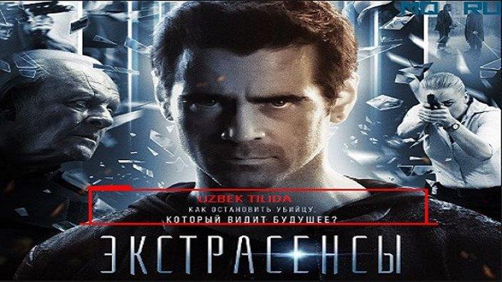 "O'zbek tilida ""Ekstrasenslar"" HD 720 www.uzkinobiz.ru"