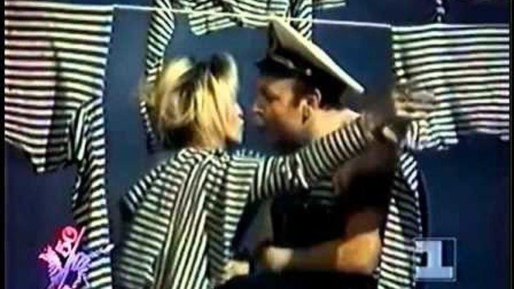 Татьяна Овсиенко - Капитан 1993 год.