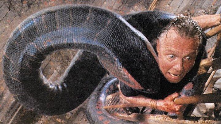 Анаконда / Anaconda (1997, Ужасы, триллер, приключения) перевод Андрей Гаврилов