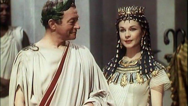 Caesar And Cleopatra 1945 - Vivien Leigh, Claude Rains, Stewart Granger, Flora Robson, Jean Simmons