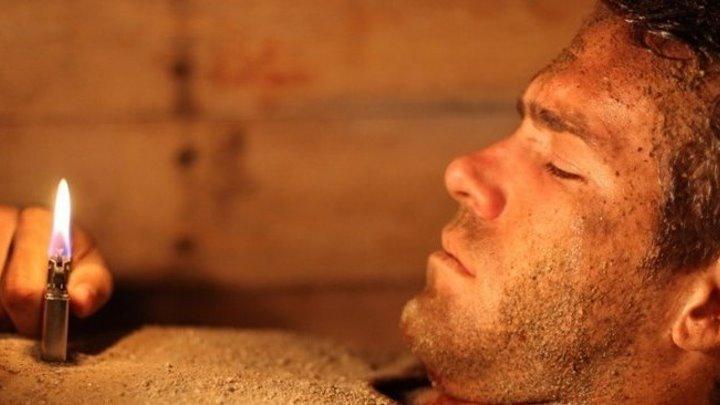 """Фильм """"Погребенный заживо""""_2010 (триллер, детектив, драма)."""