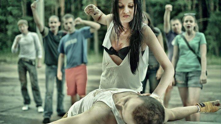 Не стоит обижать девушек... Если некоторые плачут и убегают, то другие могут пустить слезу и совсем неожиданно... разбить вам нос