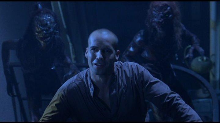 Байки из склепа: Демон ночи (1995, Ужасы, фэнтези, триллер) перевод Андрей Гаврилов